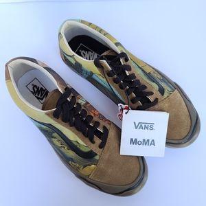 Vans x MoMA Salvador Dali Old Skool Twist Sneaker
